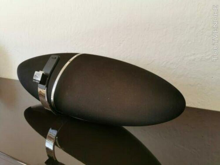 enceinte bowers & wilkins zeppelin air avec télécommande