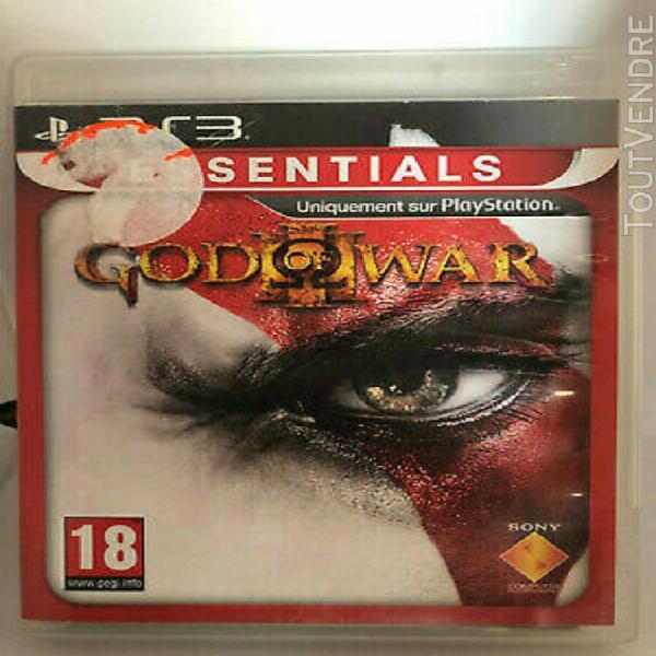 God of war ii 2 - edition essentials - ps3