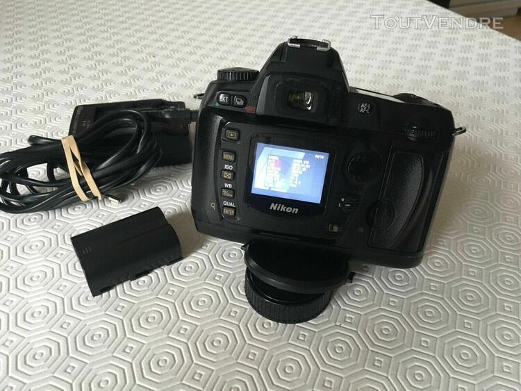 Nikon appareil photo numérique d70