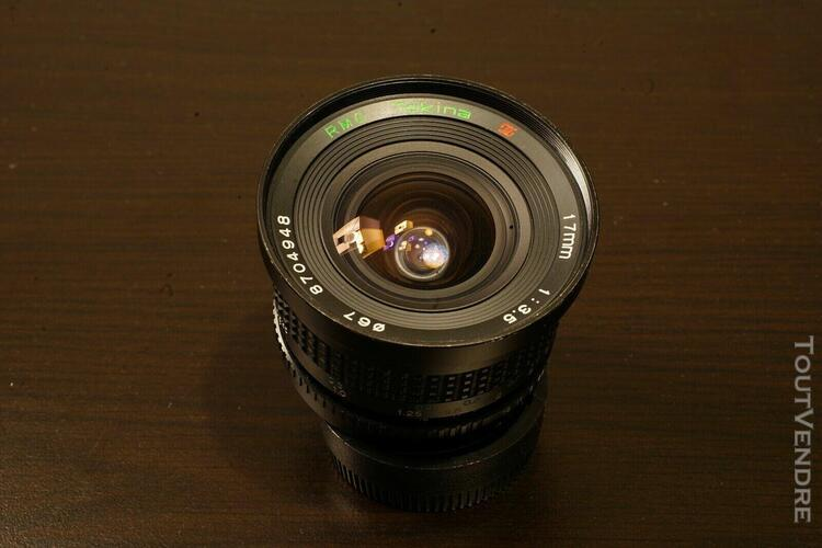 Tokina 17mm/3.5 for nikon in good condition