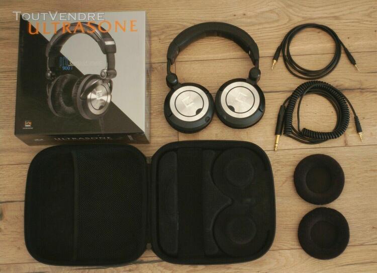 ultrasone pro 900i professional headphones