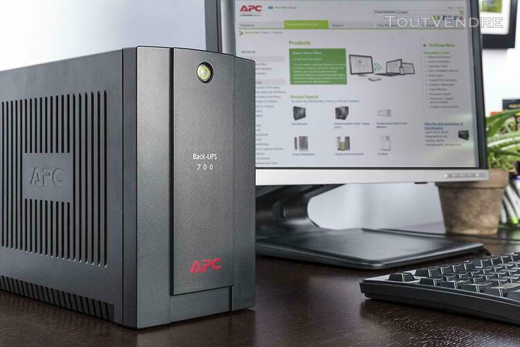 Bx700ui apc back-ups line-interactive 700 va 390 w