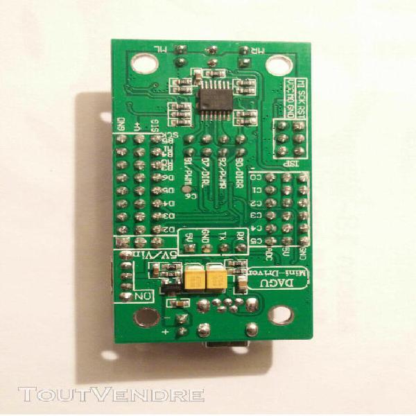 carte robotique dagu rs 027 compatible arduino basée sur