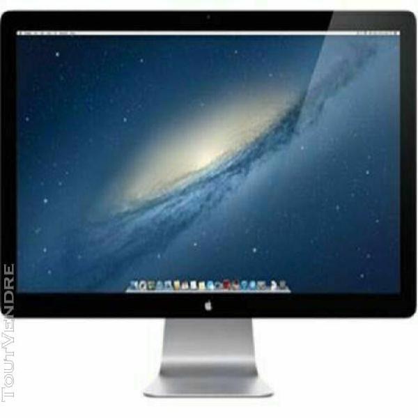"""Ecran apple cinéma display mc914 a1407 thunderbolt 27"""""""