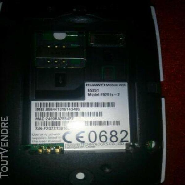 Huawei e5251 43.2 mbps 4g, 3g hspa + umts usb 900/2100mhz ro