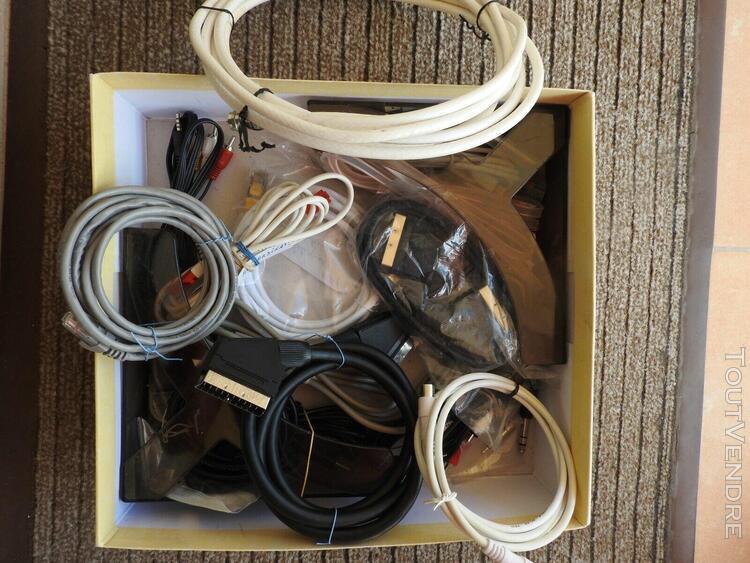lot de plusieurs cables divers