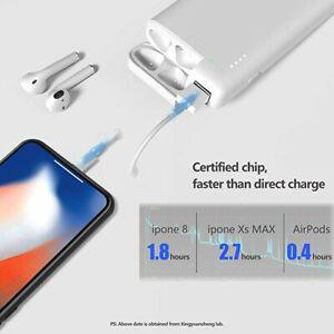 Power bank - 2 en 1 - 10000mah - chargeur portable - usb