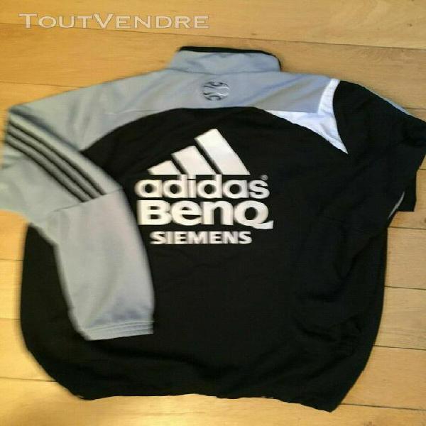 Sweat shirt jersey maillot adidas training real madrid 2006/