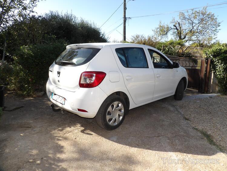 Dacia sandero ii 1.5 dci 75ch eco² - tres bon qual/prix