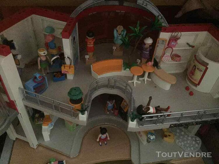 Magasin playmobil