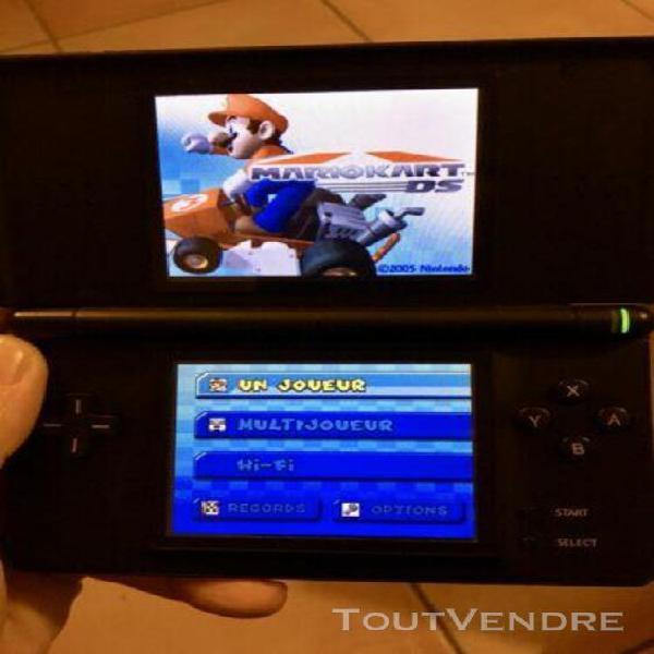 Nintendo ds lite + jeux