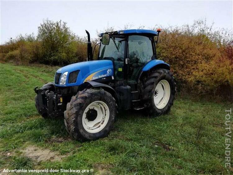 Tracteur agricole tracteur agricole - new holland ts 125 a