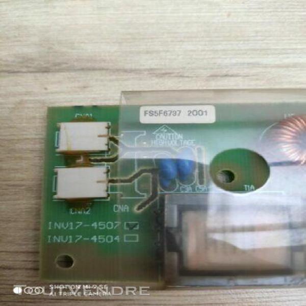 Inverter pcb030129 fs5f6737 2001