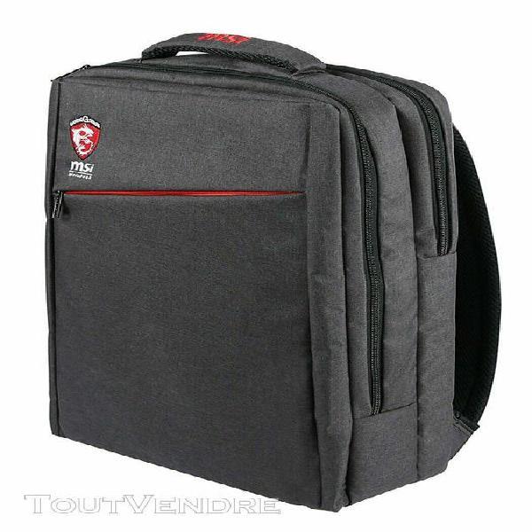 Msi msigssac sac à dos pc ordinateur portable computer