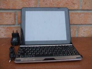 """Tablette tactile polaroïd 9,7"""" mid9724 avec clavier"""