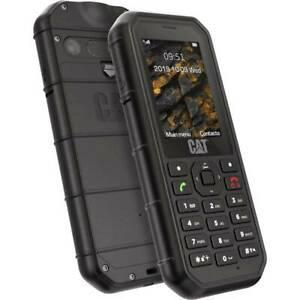 Téléphone portable outdoor cat b26 cb26-dae-eua-en noir 1