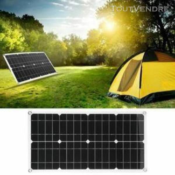 Accessoire d'alimentation kit contrleur panneau solaire doub