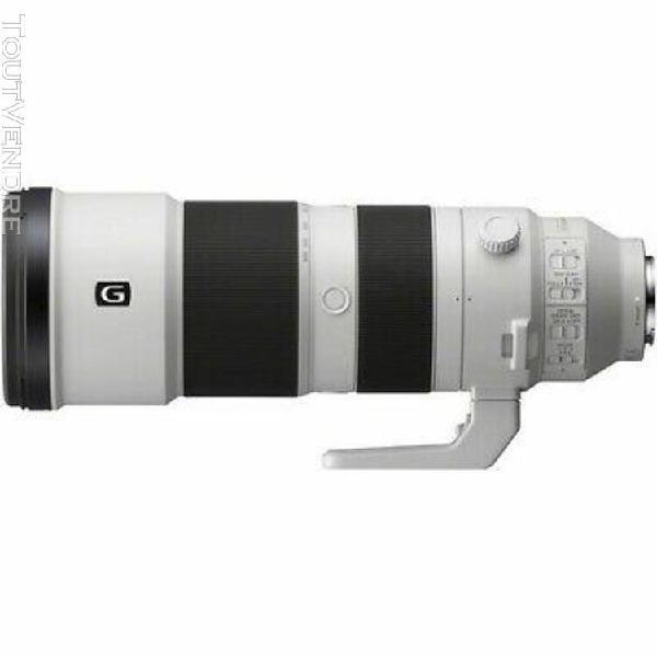 New sony fe 200-600mm f/5.6-6.3 g oss lens (sel200600g)