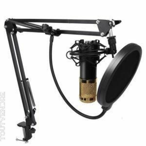 Studio d'enregistrement microphone condensateur bm-800 de di