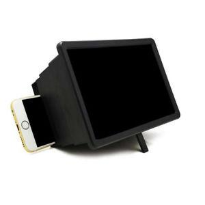 Mobile phone screen magnifier eyes protection expander