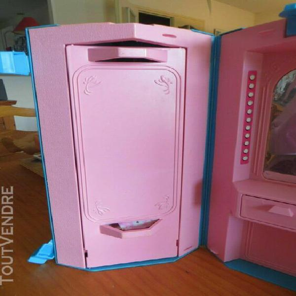 Barbie vintage: studio et bureau day to night 1984