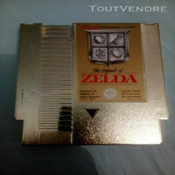 Jeux nintendo nes / the legendof zelda