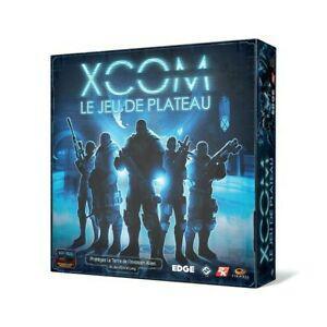Xcom: le jeu de plateau, edge entertainment