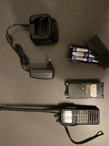 TengKo VHF Antenne Courte 136-174Mhz pour Radio ICOM Talkie-Walkie F11 F16 FA-SC55V IC-F33 IC-F3 IC-F30 IC-F70 IC-F14 F70T F70S F33GS F3011 F3161 F3021 F3101
