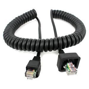Main micro haut-parleur microphone fil câble 8 broches pour