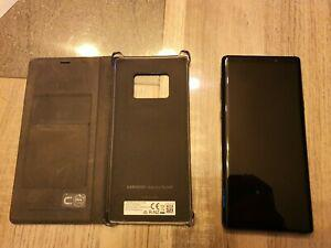 Samsung galaxy note 9 128 go dual sim noir débloqué comme