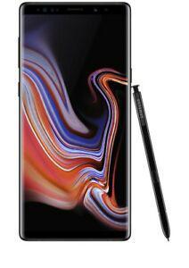 Samsung galaxy note 9 - 128 go - noir (désimlocké) (double