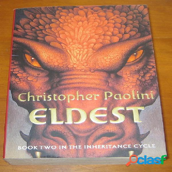 The inheritance 2 - eldest, christopher paolini