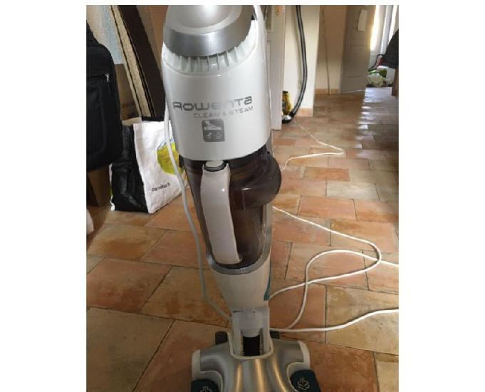 aspirateur balai nettoyeur vapeur rowenta clean & steam