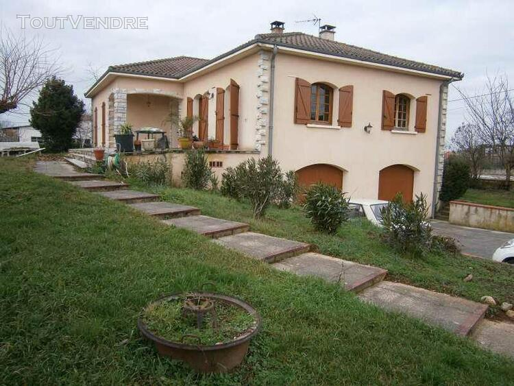 Grande maison de type 5 avec jardin
