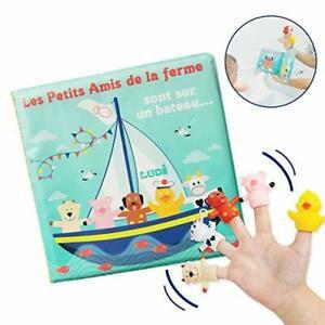 2174 D/ès 6 mois Animaux arroseurs rigolos r/éf Aspergeurs 12 mers Sac de rangement inclus Jouet /à emmener /à la plage 12 animaux marins en plastique pour jouer dans le bain LUDI