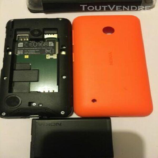 nokia 620 rm-846 téléphone testé ok sans chargeur mobile