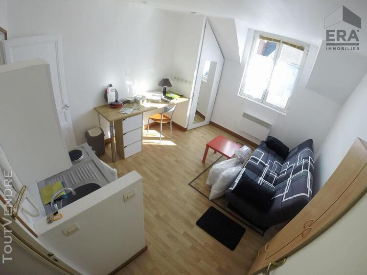 Studio meuble a louer - blois - hypercentre-ville, proche to