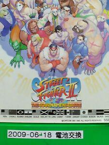 super street fighter 2 the tournament battle cps2 arcade
