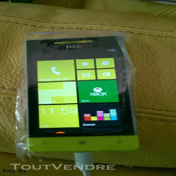 Telephone portable htc 8s reconditionne a neuf