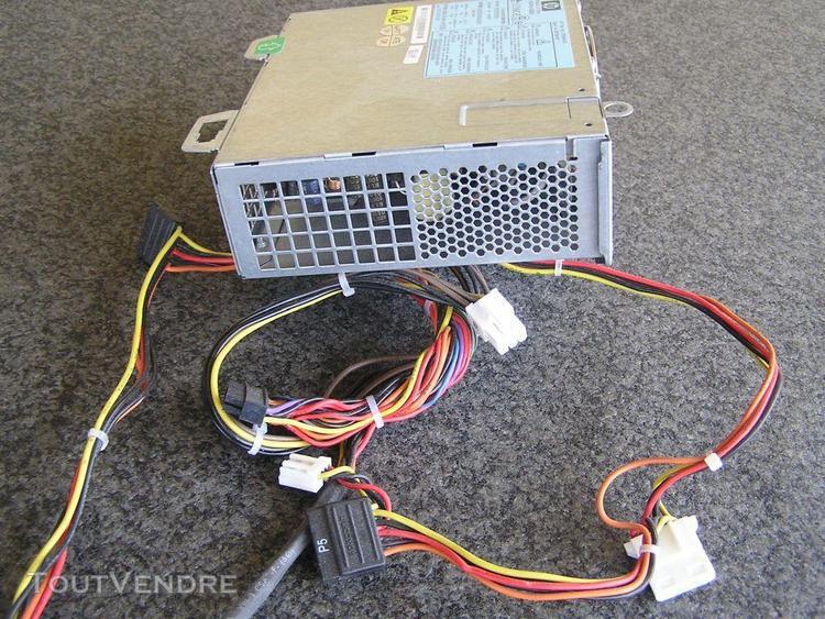 Bloc d'alimentation hp-sff dc5100, dc7100, dc7600