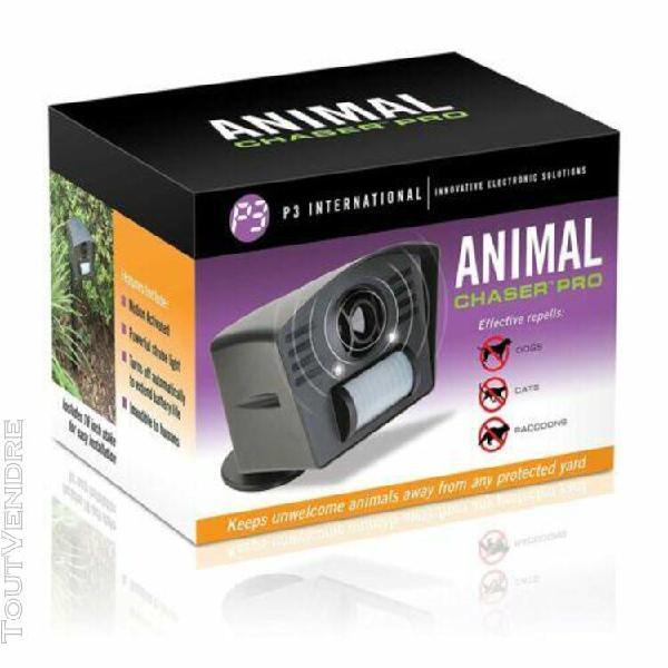 Répulseur de chiens et de chats p7806 chaser pro p3