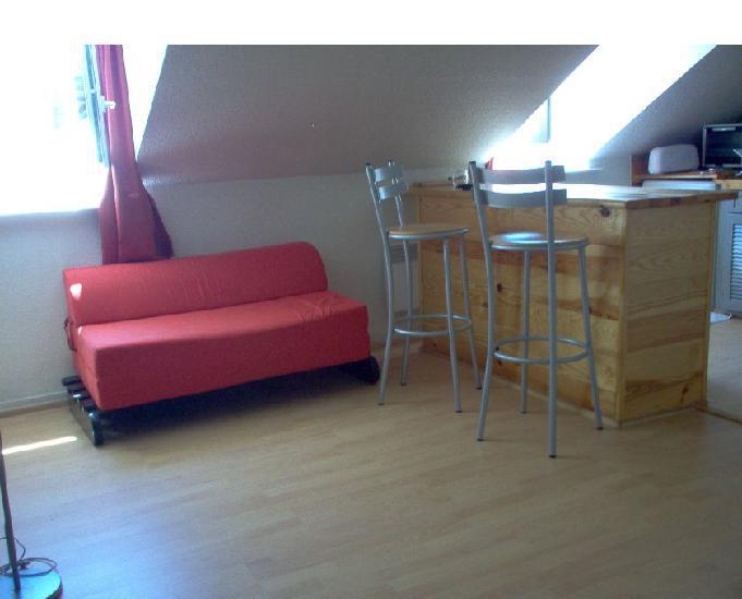 studio meublé rue n. chorrier
