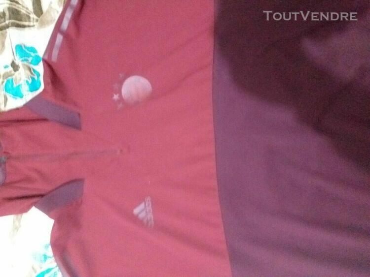 Bayern munchen adidas jacket coupe de vent pluie veste all w