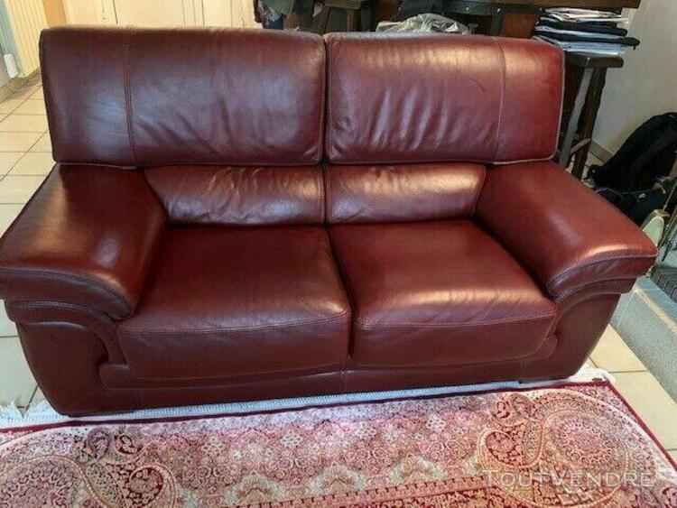 Canapé cuir authentica 【 OFFRES Janvier 】 | Clasf