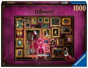 Ravensburger- puzzle 1000 pièces-capitaine crochet