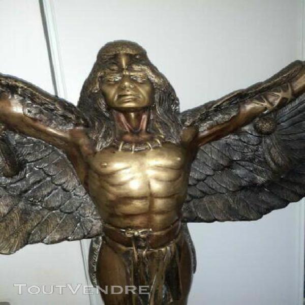 statue bronze divinité indien