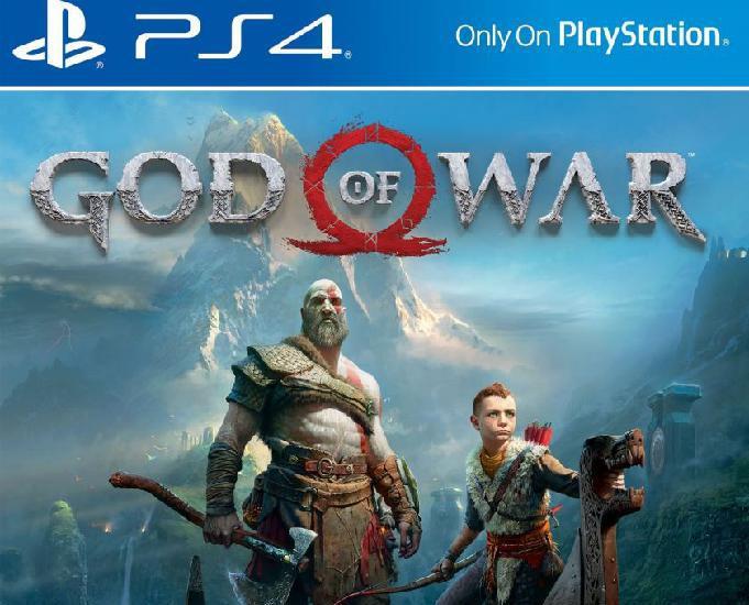 Ps4 pro + god of war