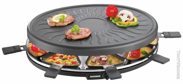 gril raclette severin - 1100 w