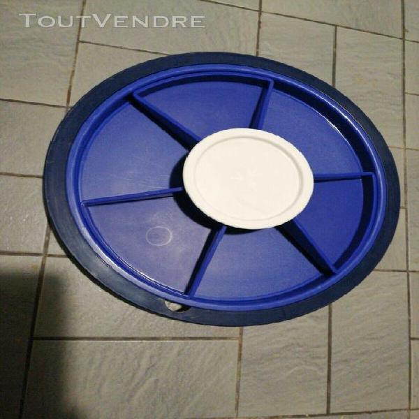 plateau apéritif tupperware