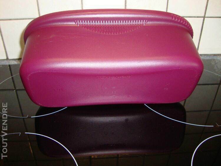 tupperware microwave pasta maker 1,9 l - pâtes micro ondes